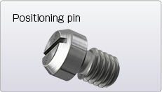 Positioning pin