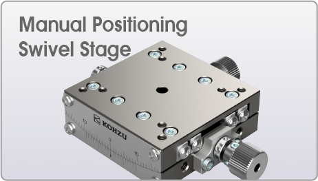 Manual Swivel Stage