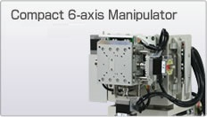 Compact 6-Axes Manipulator