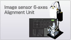 Image Sensor 6-axes Alignment Unit